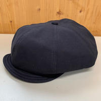 Oh!theGuilt / HAND MADE CASQUETTE by BROWNIE HOME MADE(ブラック)