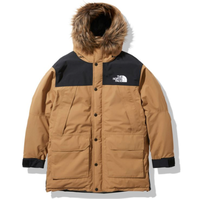 THE NORTH FACE | Mountain Down Coat (UB/ユーティリティーブラウン)