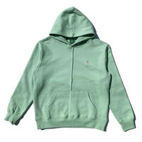 Carrots by Anwar Carrots | SIGNATURE CARROTS PATCH HOODIE (SAGE GREEN)