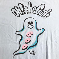 "Oh!theGuilt / W.C Johnny 002:""BOO"" S/S T-SHIRT(ライトブルー)"