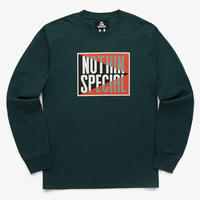 NOTHIN'SPECIAL / LUCKY LONG SLEEVE (GREEN)