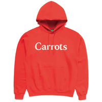 Carrots by Anwar Carrots | Carrots × JUNGLES LOGO HOODIE (ORANGE)