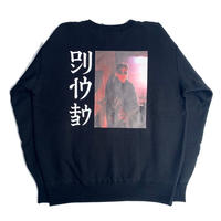 LONELY論理 | BLACK RAIN YM2 C/N SWEAT (BLACK)