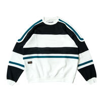 Tightbooth / STARTER CREW SWEAT (Black)