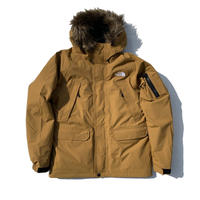 THE NORTH FACE | GRACE TRICLIMATE JACKET (BK/ブリティッシュカーキ)