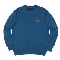 WHIMSY / HOT SPOT CREWNECK  (TEAL)