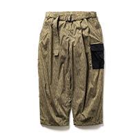 Tightbooth / RAIN CAMO BAGGY PANTS (OLIVE)