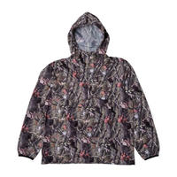 RIPNDIP | NERM&JERM TREE CAMO PACKABLE ANORAK (CAMO)