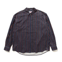 SON OF THE CHEESE | ZIP cord Shirt (NAVY)