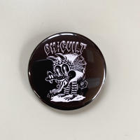 Oh!theGuilt / TIN BADGE (KNUCKLE/BLACK)