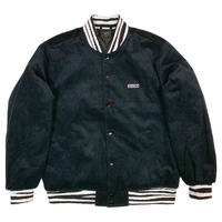 OBEY | SCOTTY VARSITY JACKET (BLACK)