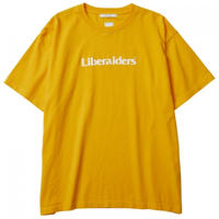 Liberaiders / OG LOGO TEE   (YELLOW)