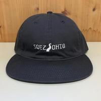 """OHTHEGUILT / DF.SQEZ 010 """"6P CAP"""" (チャコール)"""