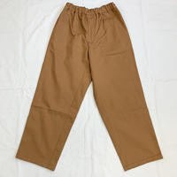 Oh!theGuilt : RELAX BEACH PANTⅡ(PEACH TWILL Ver トープ)