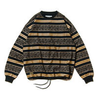 Tightbooth / ENCORE CREW SWEAT (Brown)