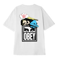 OBEY | ANGEL S/S TEE (WHITE)