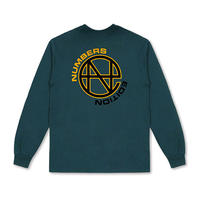 NUMBERS EDITION / N.E. - L/S T-SHIRT (ALPINE)