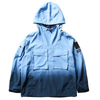 Liberaiders / RADATION ANORAK (NAVY)