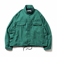Tightbooth / TACTICAL BLOUSON(TEAL)