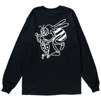 COCOLO BLAND / DANCE WITH YOU TILL DEATH L/S TEE(BLACK)