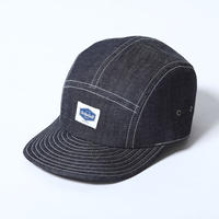 Oh!theGuilt : HAND MADE DENIM JET CAP by BROWNIE HOME MADE(インディゴ)
