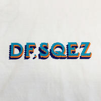 "OHTHEGUILT / DF.SQEZ 013 ""SCREEN PRINTⅡ"" T-SHIRT(ホワイト)"