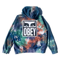 OBEY | OBEY EYES ICON HOODIE  (IRIS BLOCH)