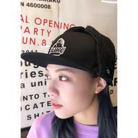 XLARGE XLARGE×New Era®︎ 59FIFTY DOG EAR CAP(BLACK)