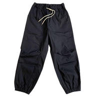 Oh!theGuilt:LOOSE JOGGER PANT(ブラック)