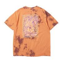SAYHELLO / Old Style S/S Tee (Orange)