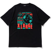 XLARGE|S/S TEE GREATEST HITS (BLACK)