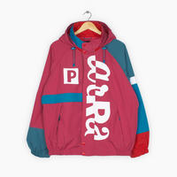 by Parra | jacket red piste (multi)