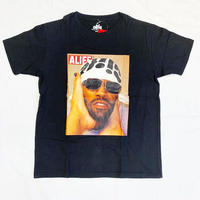 ALIFE | REDMAN  S/S Tシャツ(ブラック)