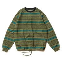 Tightbooth / ENCORE CREW SWEAT (Green)