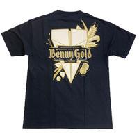 BENNY GOLD : S/S TEE (BLACK)