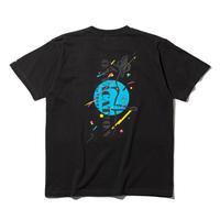 """坩堝   VACATION GIRL T-Shirts """"RUTSUBO×ALLRAID"""" (BLACK)"""