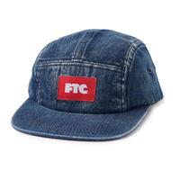 "FTC | DENIM CAMP CAP ""INDIGO"" (FTC020AWH06)"