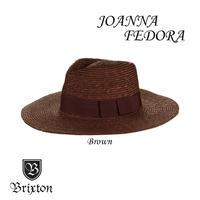 Brixton | JOANNA HAT(ブラウン)