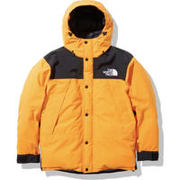 THE NORTH FACE | Mountain Down Jacket (SG/サミットゴールド)