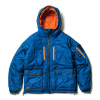 Tightbooth production | DOWN JKT(BLUE×ORANGE)
