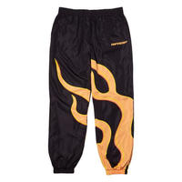 RIPNDIP | FLAMING HOT TRACK PANTS (BLACK)