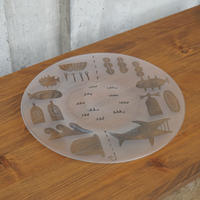plate「よづり」ワタナベ サラ 029509-1-106