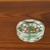 ornament「百花景 しろつめくさ」 金津 沙矢香 024799-3-34