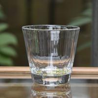 glass「百花景 ロックグラスータンポポ」金津 沙矢香 030686-1-275