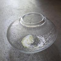 flower vase「すず音の石」L 津坂 陽介 024138-3-27