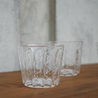 glass「レースガラスのそば猪口」津坂 陽介 029545-1-81
