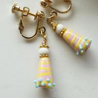 earrings 齊藤 悠子 028831-0-13