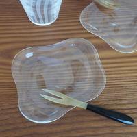 plate「くもい 銘々皿」小路口 力恵 029392-1-91