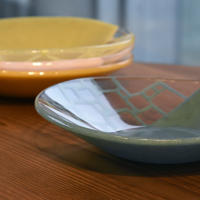 plate「丸鉢 大b」サブロウ 026890-0-287