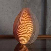 flower vase「織の一輪挿し」佐野 曜子 012926-1-123